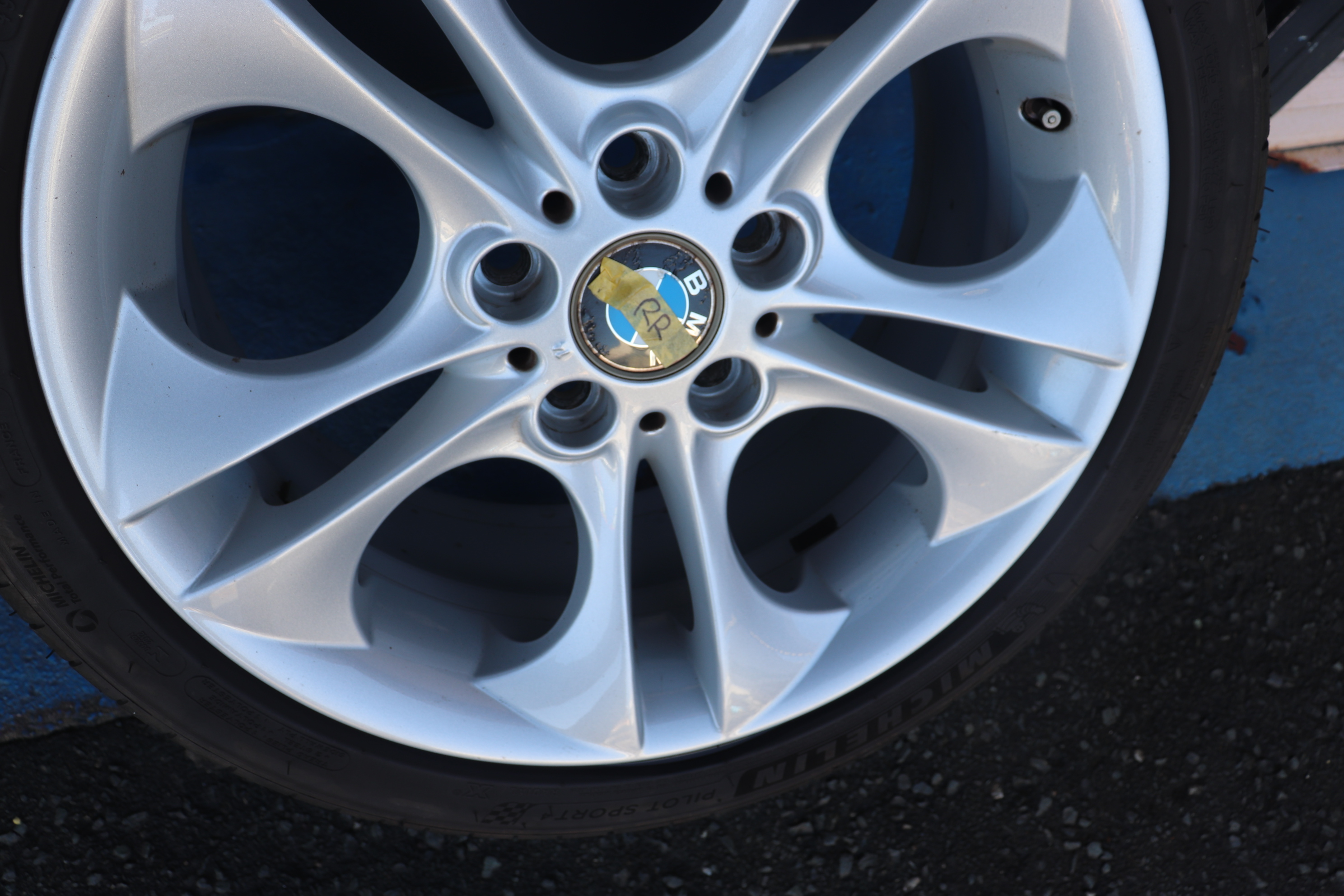 BMW E85 Z4 1年点検