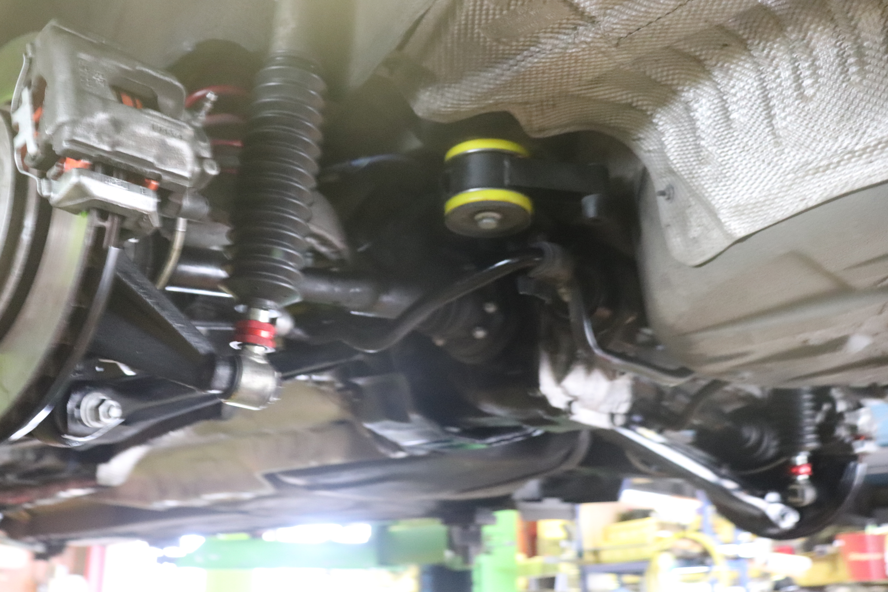 BMW アルピナ E46 B3S 完成間近